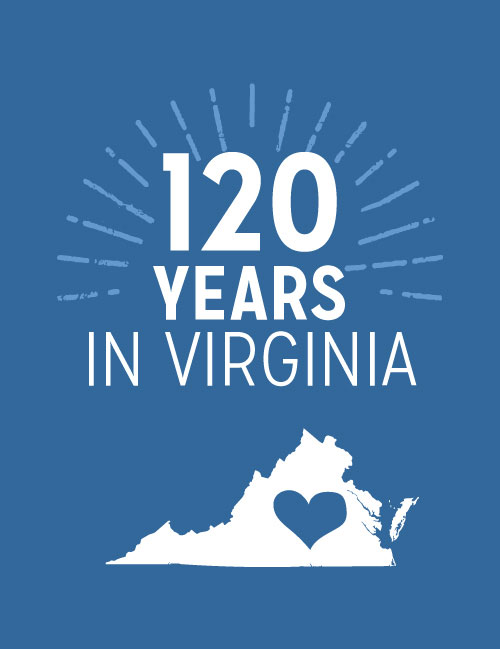 120 Years in Virginia
