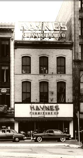 About Haynes Furniture