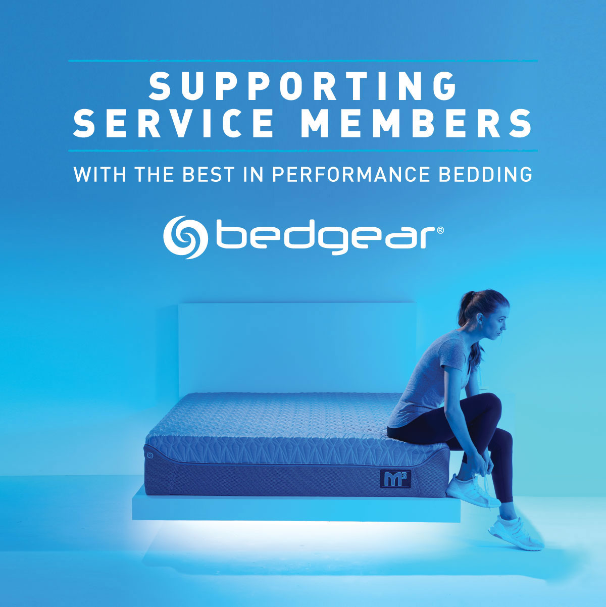 Supporting Service Members with the Best in Performance Bedding