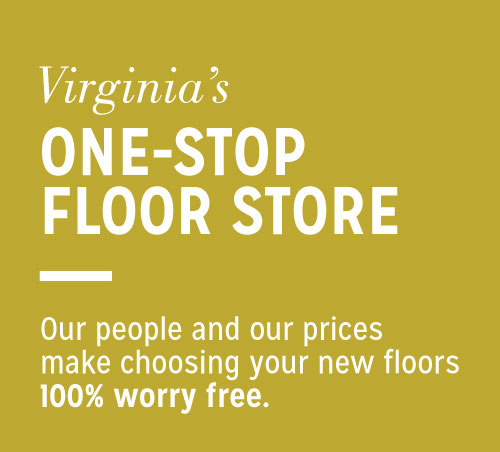 Virginia's One Stop Floor Store