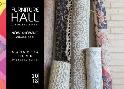 Furniture Hall Now Showing August 10-12