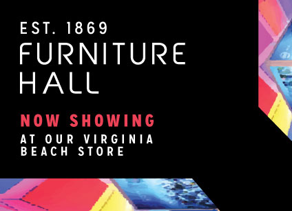 Furniture Hall Now Showing Oct 5-7