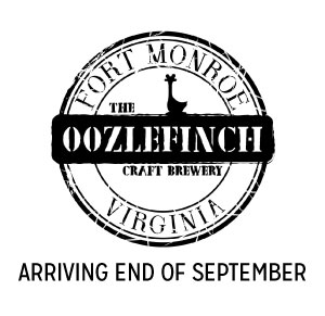 Oozlefinch Fort Monroe Craft Brewery