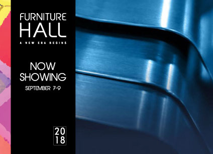 Furniture Hall Now Showing Sept 7-9