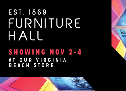 Furniture Hall Showing Nov 2-4