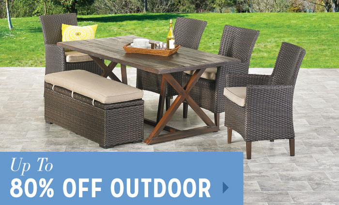 Up To 80% Off Outdoor