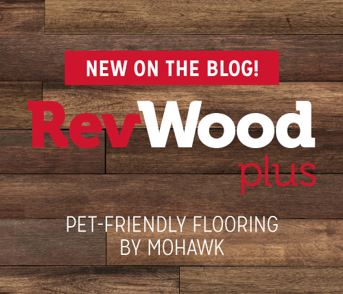 Introducing RevWood Waterproof Flooring By Mohawk