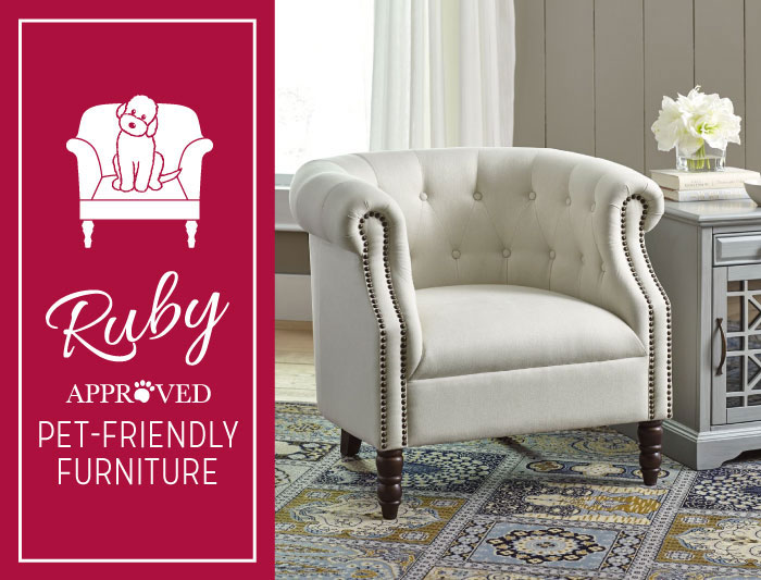 Ruby Approved Pet-Friendly Furniture