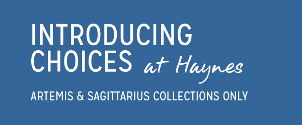 Introducing Custom Furniture Choices at Haynes