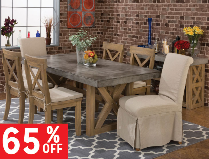 Haynes furniture virginia 39 s furniture store for Dining room tables black friday