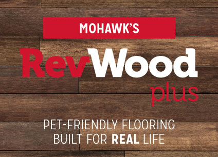 Mohawk's RevWood Plus