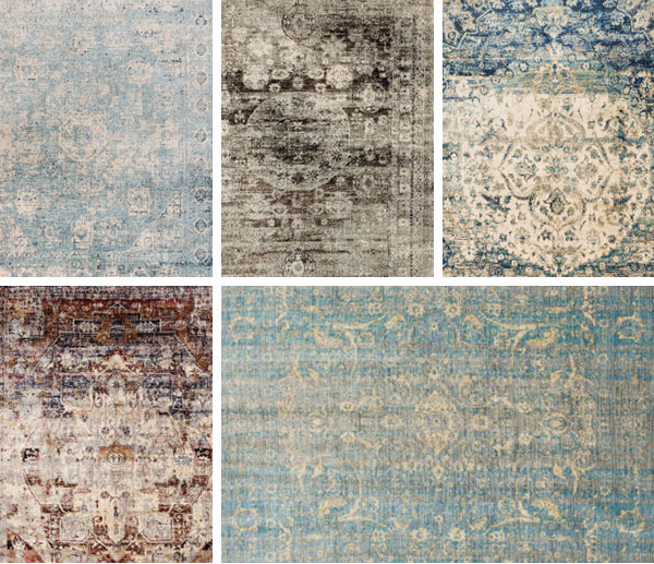 The Anastasia Collection Rugs