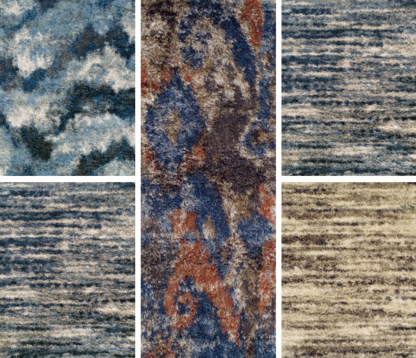 The Arturro MOdern Abstract Collection Rugs