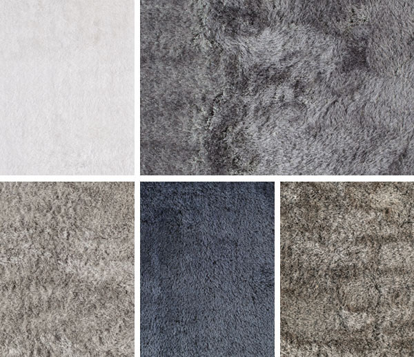 The Metro Shag Collection Rugs