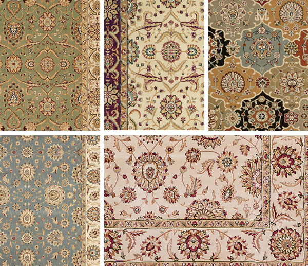 Persian Crown Collection by Nourison