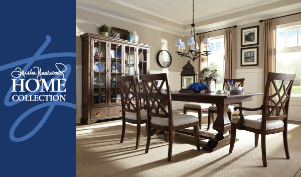 Trisha Yearwood Home Furniture Collection