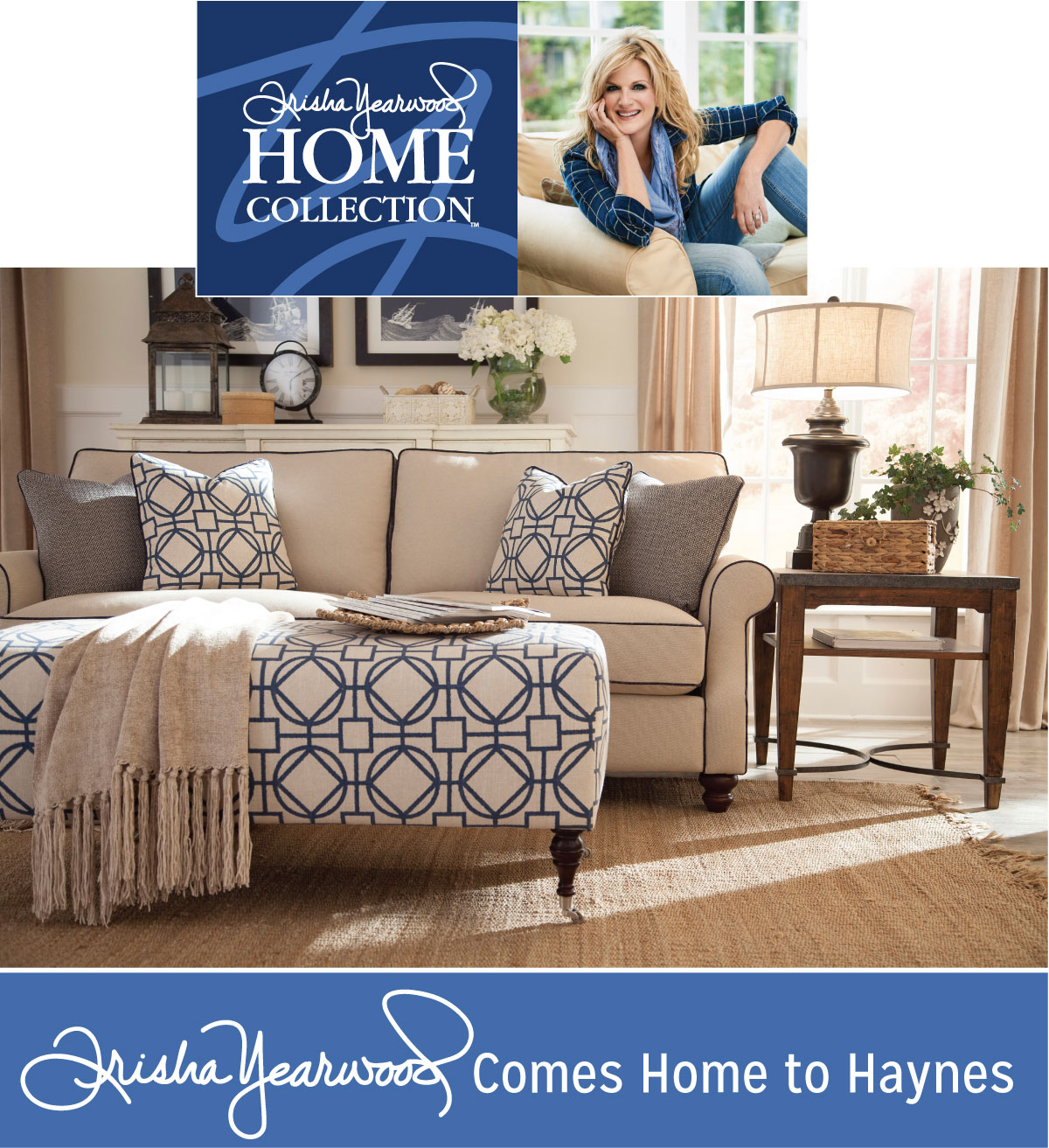 Trisha Yearwood Furniture Is Now Being Sold At Haynes