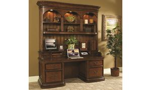 Picture of Winsome Credenza & Hutch