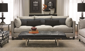 Picture of Windsor 97-Inch Contemporary Track Arm Sofa