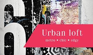 Picture for category The Urban Loft Collection
