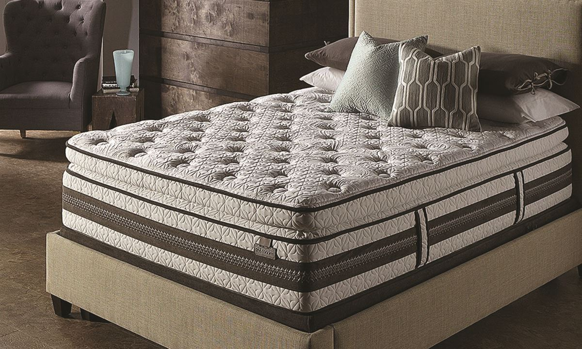 Haynes Furniture Serta Icomfort Prominence Queen Mattress