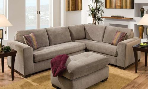 Picture of Victory Lane Sectional Sofa