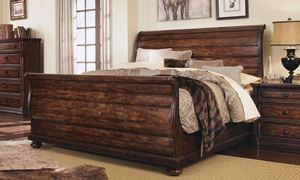 Picture of Whiskey Oak Bed