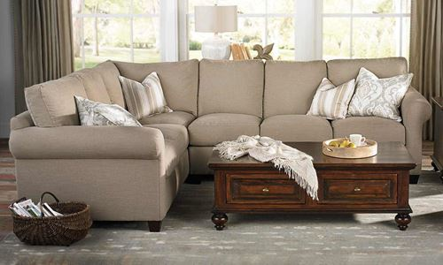 Picture of Barron Sectional Sofa