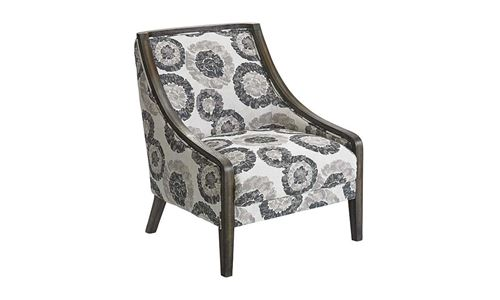 Picture of Iron Blossom Arm Chair