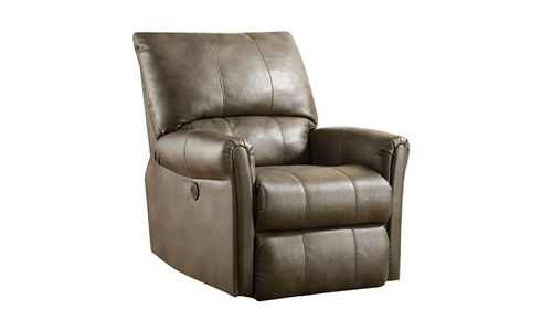 Picture of Newman Leather Power Recliner