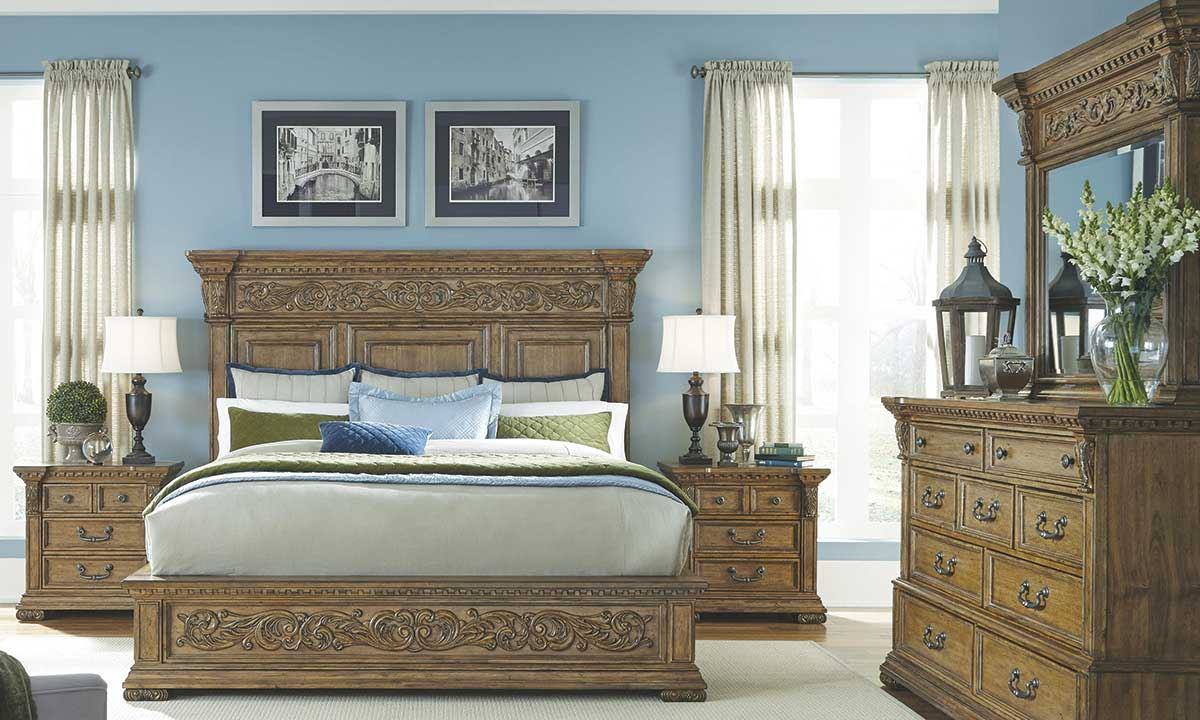 Picture Of Stratton Queen Bedroom Picture Of Stratton Queen Bedroom ...