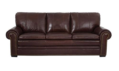 Picture of Sauvage Leather Sofa