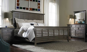 Picture of Soho Loft Queen Panel Bed