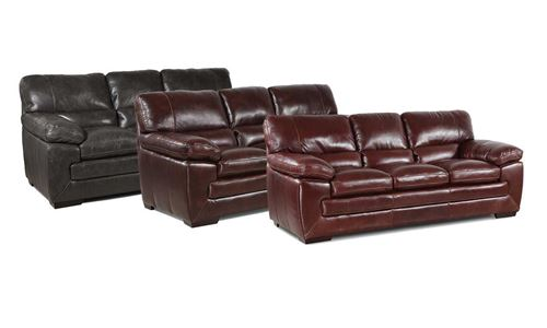 Picture of Plumose Leather Sofa