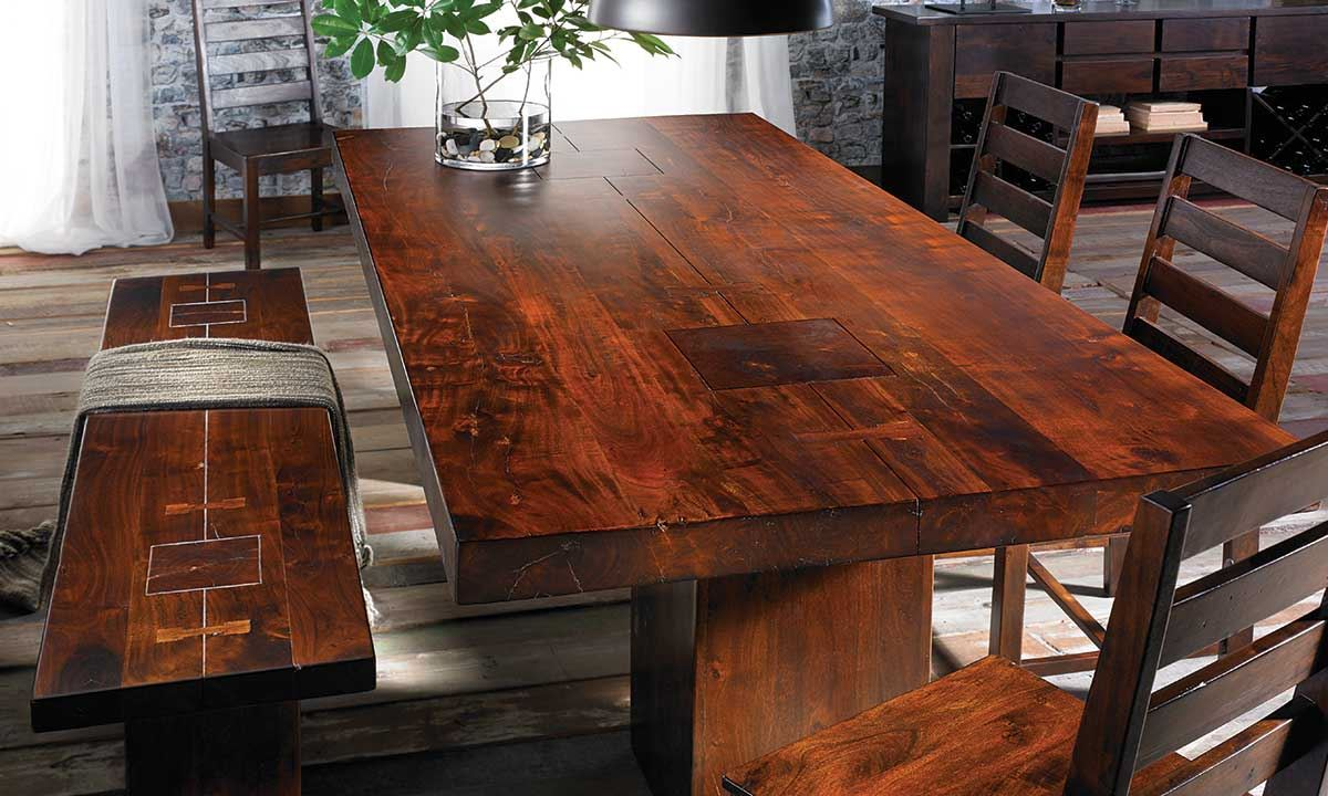 Picture Of Greenwich Dining Table