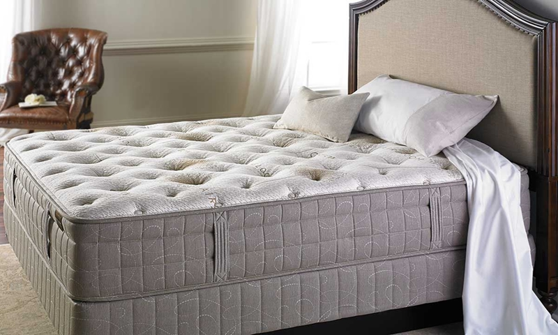 """Picture of Aireloom Willow Firm 14.5"""" Queen Mattress"""