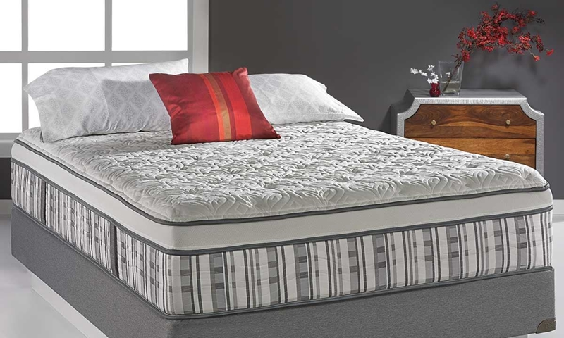 Picture of Restonic: Diamond Ultra Queen size Mattress