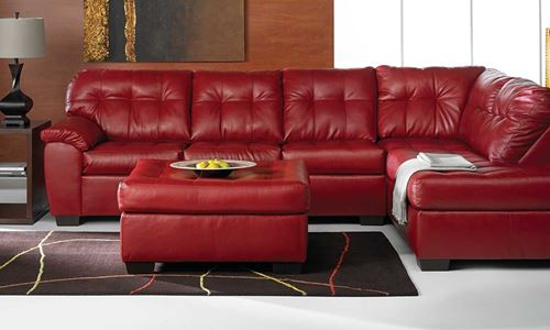 Picture of Cardinal Chaise Sectional Sofa