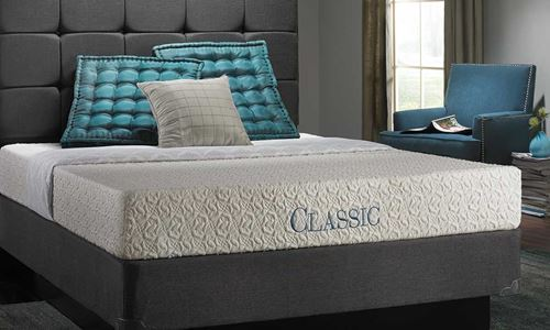 Picture of Classic Sleep: Ashborne Queen Mattress