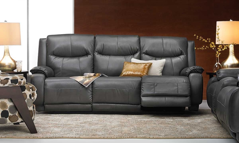Picture of Velocity Dual Reclining Sofa with Power Headrest