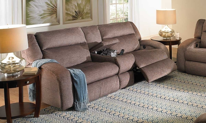 Picture of Maverick Memory Foam Power Reclining Sofa