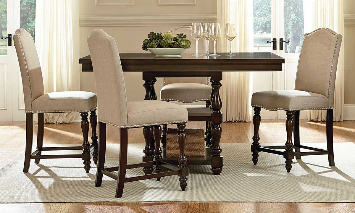 Mcgregor Counter Height Dining Table Amp Chairs Set Haynes