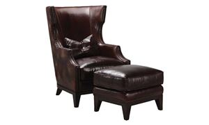 Picture of Croc Arm Chair & Ottoman