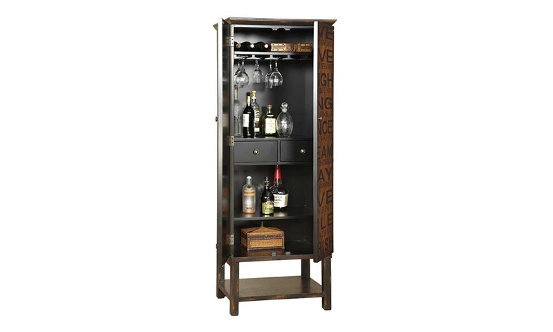 Picture of Tanner Wine Cabinet & Bar