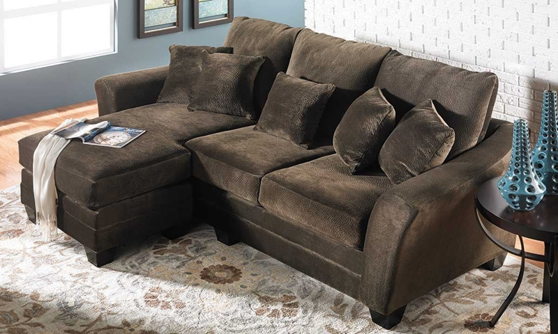 Champion Chaise Sectional Sofa