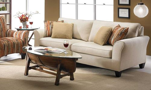 Picture of Blast Linen Sofa