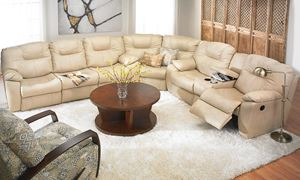 Picture of Gulf Coast Sectional Sofa