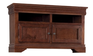 Coventry 54-Inch Traditional Entertainment Console