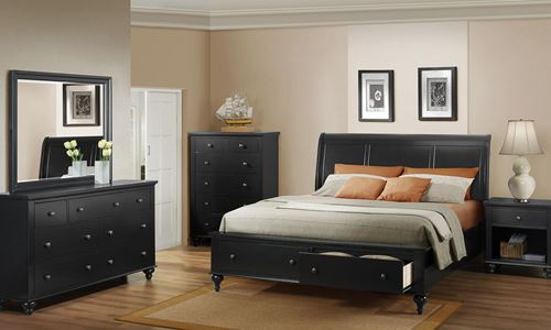 Picture of Eastlake Storage Bed (Queen)
