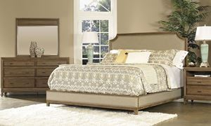 Picture of Camille Upholstered Bed (King)